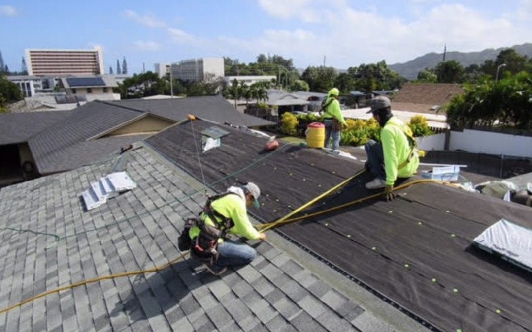 How to get ready for a roof replacement