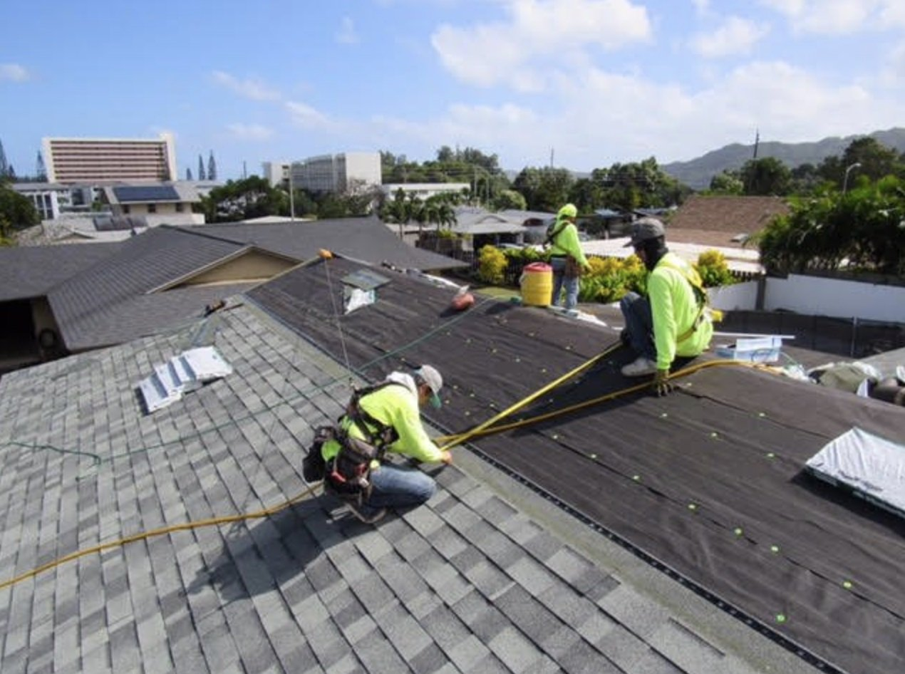 How To Get Ready For A Roof Replacement Al Roofing And